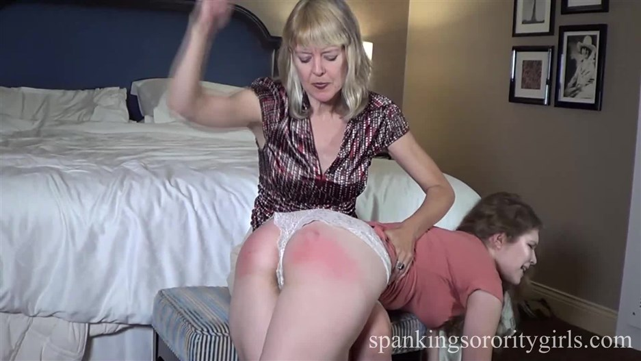 Spanking Sorority Girls – Episode 177: Clare Tutors Apricot With a Spanking