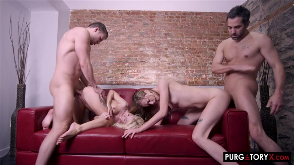 Haley Reed, Kenzie Reeves - Game Of Seductions Vol 1 E3