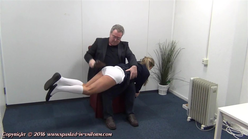Spanked In Uniform – St. Catherines Episode 88
