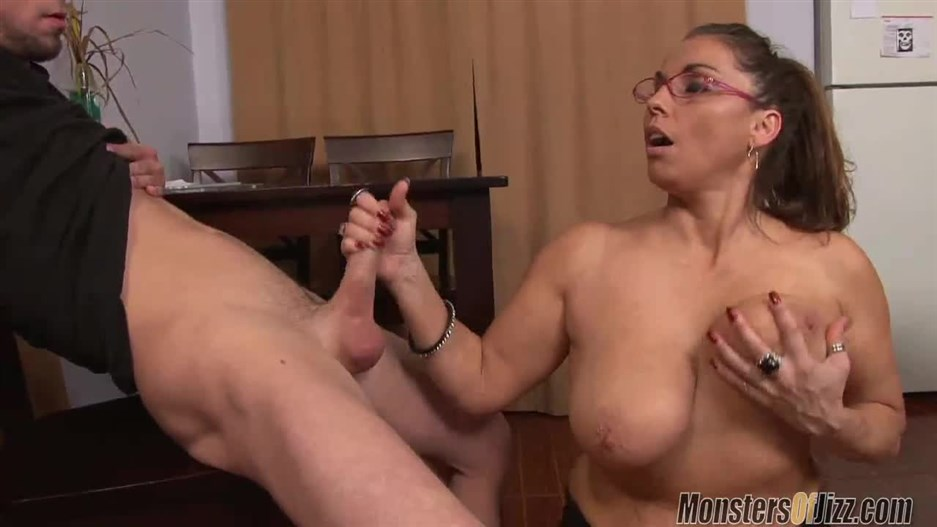 Mom's Got Huge Boobs 2020, MonstersOfJizz, CFNM, Oral, Handjob Facial, 720p