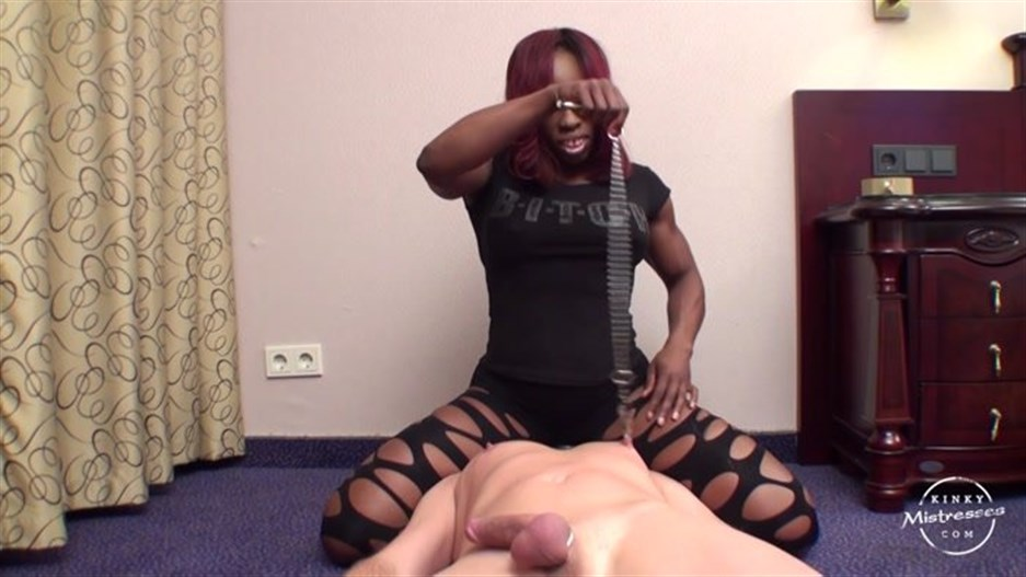 KinkyMistresses - Mistress Treasure - New Video - Face Sitting