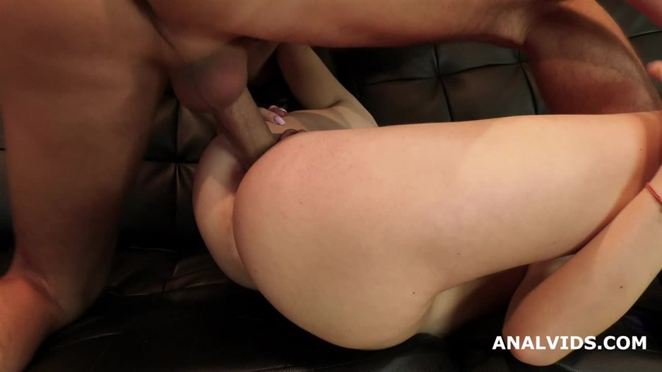 Nata Paradise - Nata Paradise Welcome To Porn With Balls Deep Anal, Gapes And Cum In Mouth GL163