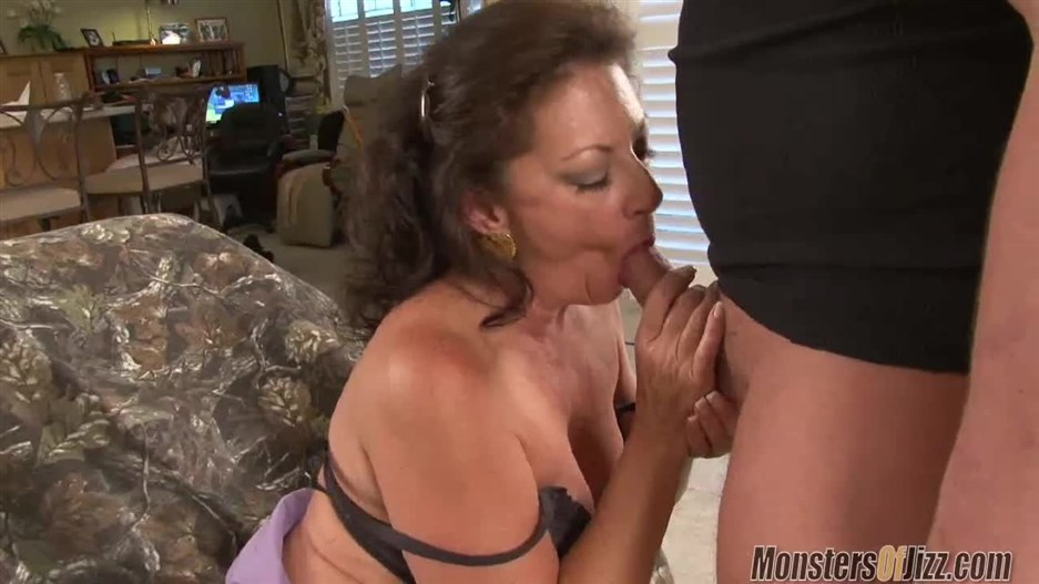 Mean Margo Luvs Cum 2020, MonstersOfJizz, MILF, Cum shots, Blowjob, 720p