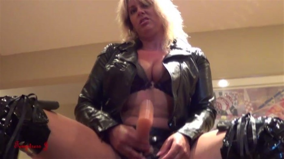 Temptress J - Strap On Fantasies
