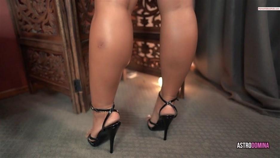 High Heels Stockings Asian