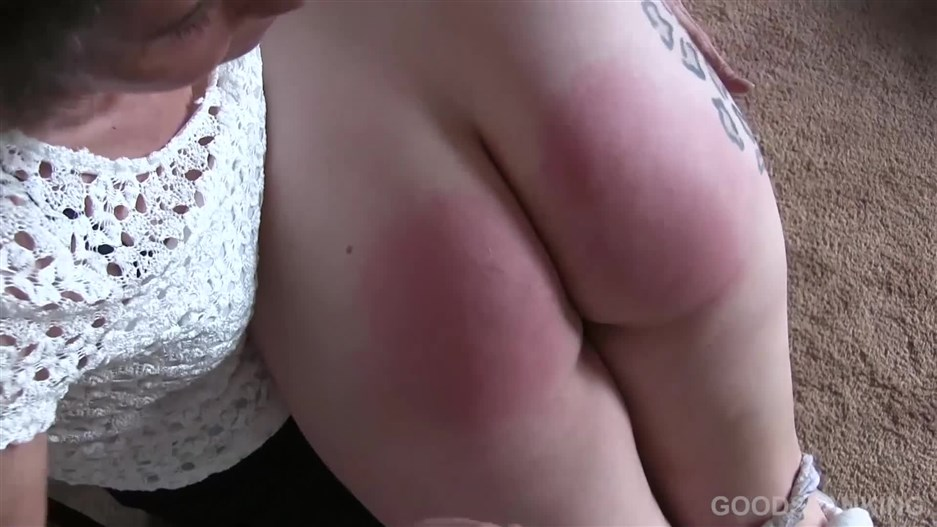 Good Spanking – Very Ready For Her Spanking – Part One